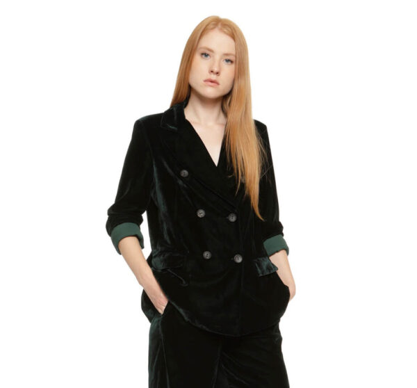 giacca velluto souvenir